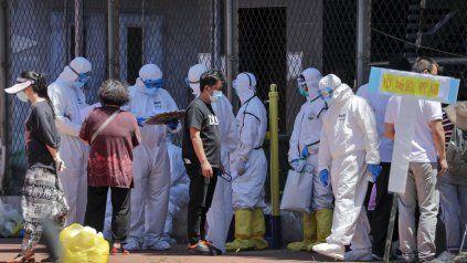 China había logrado contener al coronavirus, pero la variante Delta vuelve a encender las alarmas.
