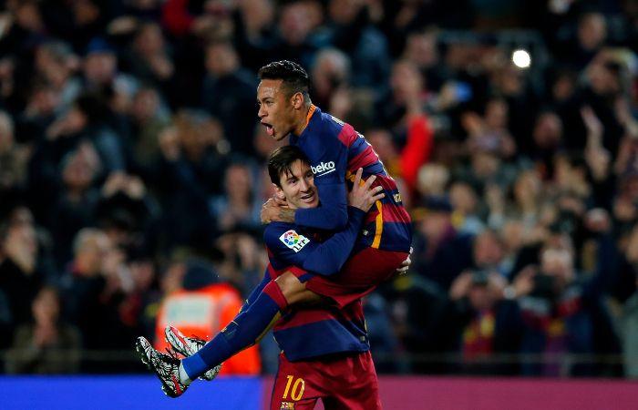 El Barça acumula un invicto récord de 34 partidos entre todas las competencias.
