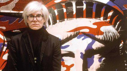 Andy Warhol. ¿Estaria de acuerdo con la provocación del Museo de la Falsificación o la denunciaría?