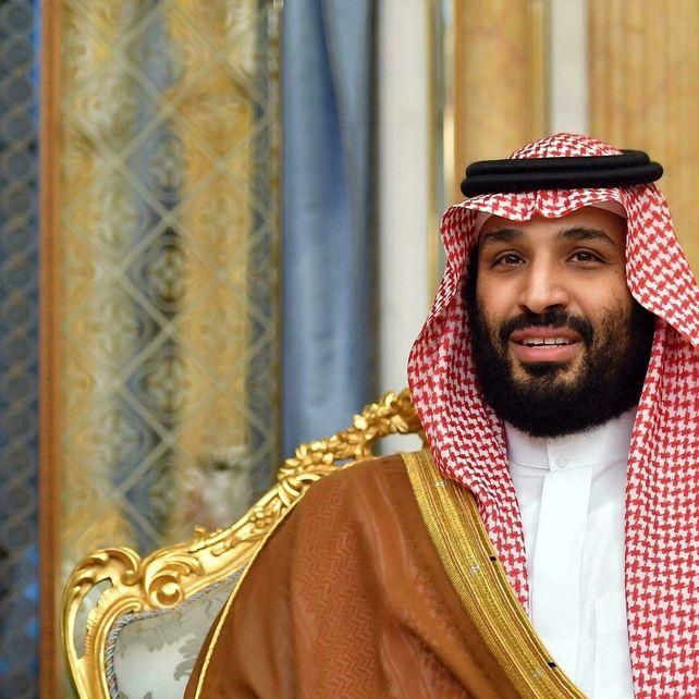 El príncipe regente de Arabia Saudí