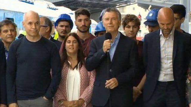 Macri dijo que espera que el nuevo gobierno no insista con políticas que no funcionaron