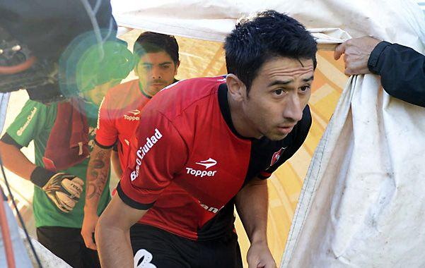 Entraría. Castro es uno de los principales candidatos a estar entre los once. (Foto: S. Suárez Meccia)
