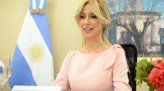 La primera dama y presidenta del Consejo Asesor de Primera Infancia, Fabiola Yañez.