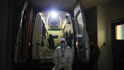 Argentina registró el récord de muertes por día de Covid: hubo 663 fallecidos