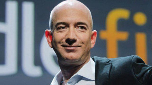 El titular de Amazon es el hombre más rico del mundo