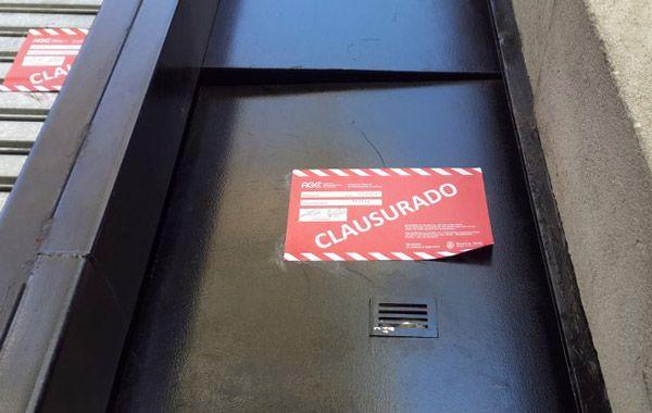 El gobierno porteño clausuró el galpón de donde salen los móviles del canal C5N