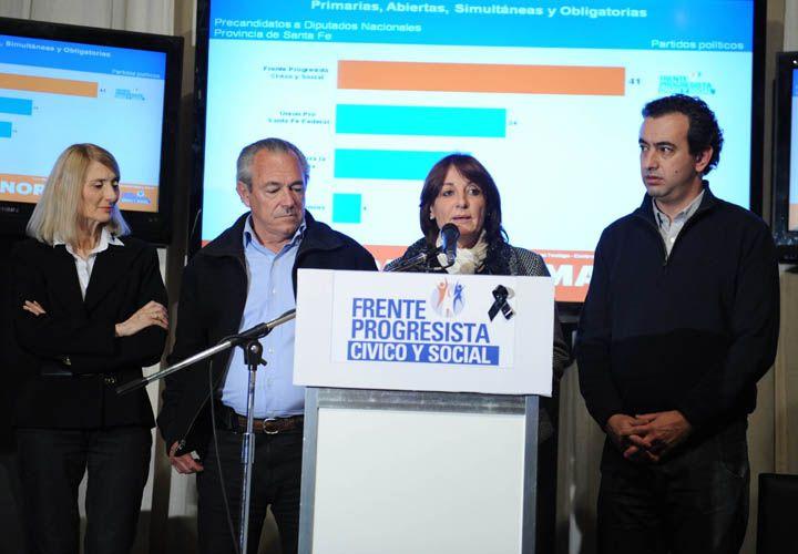 Los ciudadanos concurrieron a las urnas para definir las candidaturas que competirán en las generales de octubre. Foto: S. Salinas