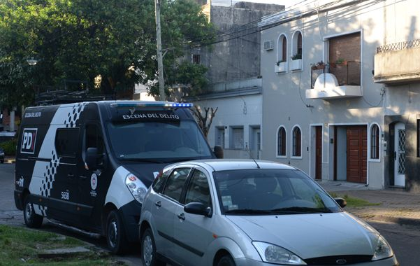 El caso de ayer en Uruguay al 1700 no se trató de una entradera en el sentido usual.