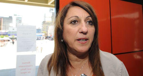 Mónica Fein adelantó que habrá aumento escalonado para los municipales