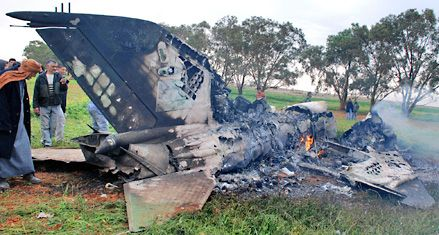 La ONU autoriza a tomar todas las medidas para frenar a Kaddafi