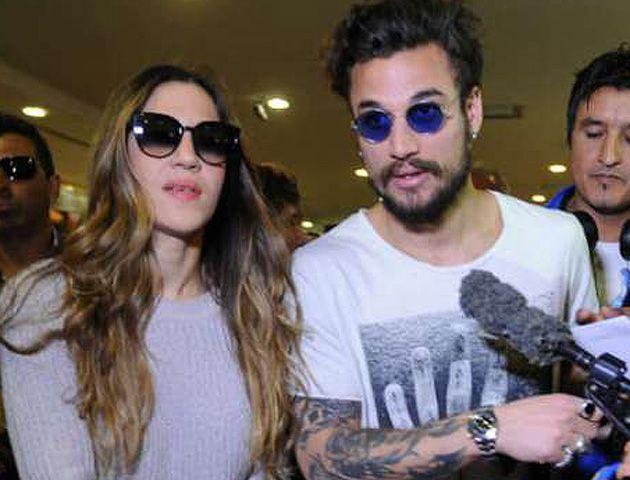 Barón y Osvadlo llegaron al país provenientes de Italia hace un par de semanas.