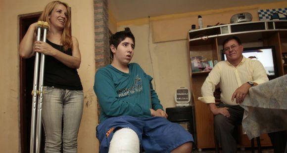 Ezequiel Flores: Acá yo no soy la única víctima, el chico que me disparó también lo es