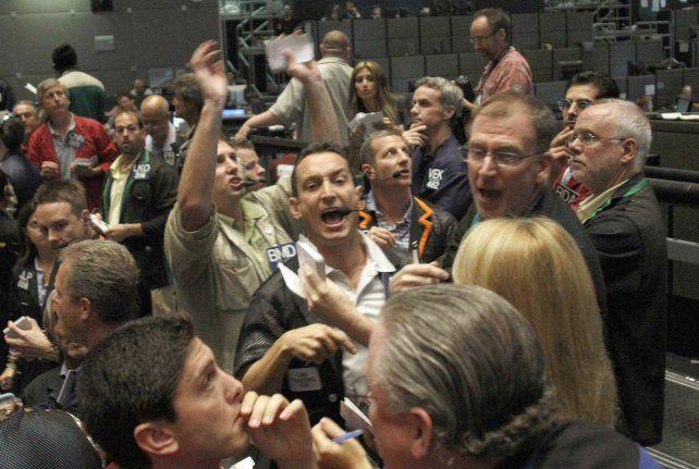 Presión. El mercado aguarda con expectativa la definición de los rindes.