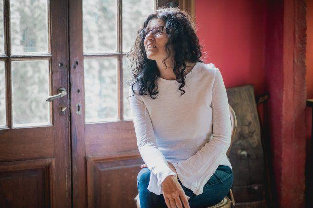 Gabriela Polinori tiene 55 años