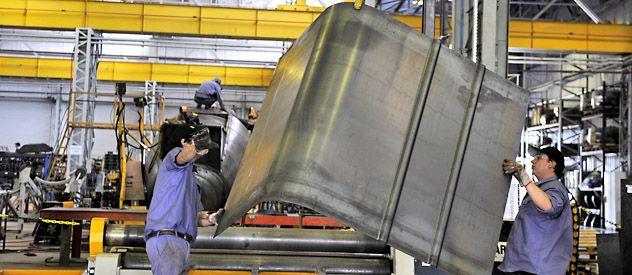 Actividad industrial. El sector manufacturero evoluciona en forma heterogénea