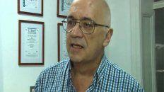 El psicólogo y ex secretario académico Enrique Barés acusado de abusar de tres niñas hace casi 20 años.