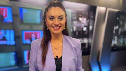 Se lo tomó a broma. La periodista uruguaya Ana Martínez contó el motivo de la equivocación y aceptó el error.