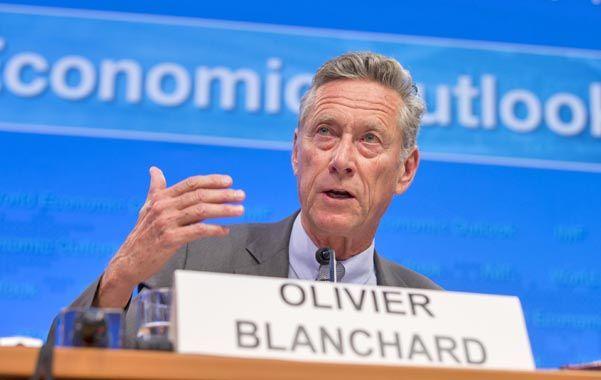 El economista jefe del FMI