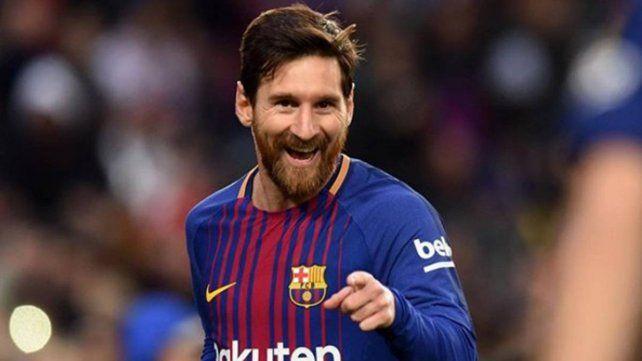 El crack rosarino Lionel Messi quiere quedarse en Barcelona por su familia.