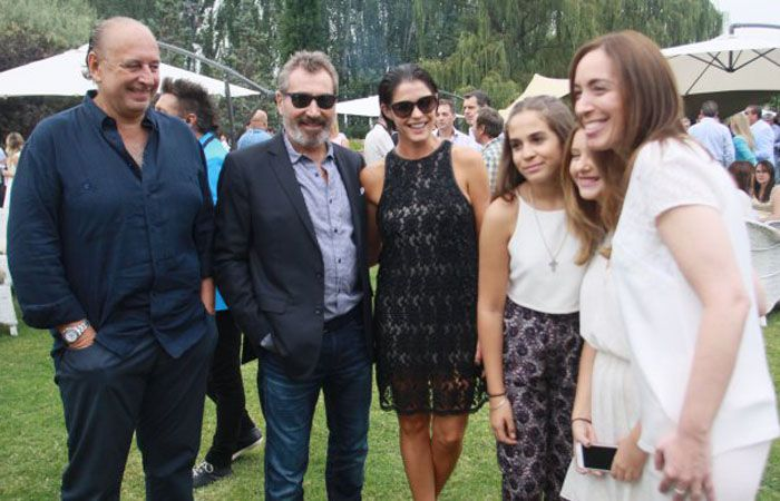 La fiesta fue conducida por Santiago Del Moro y participaron personajes de la política y el espectáculo.