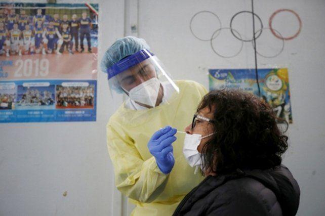La Organización Mundial de la Salud enviará test rápidos a países de ingresos bajos y medios.