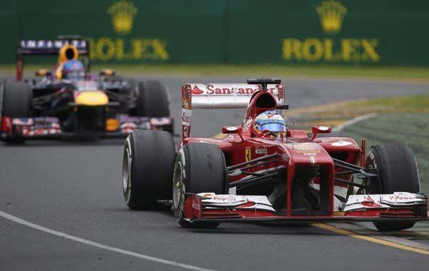Albert Park. En el circuito de Melbourne se abrirá la temporada de la F1.