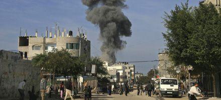 Israel consolida posiciones en Ciudad de Gaza y siguen los fuertes combates