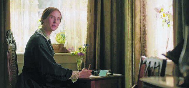 prolífica y casi secreta. Emily Dickinson