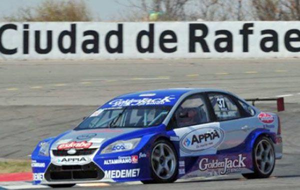 El Ford Focus se impuso en la séptima prueba del año.