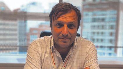 Créditos. Rafael Galante,directivo de la SGR Crecer.