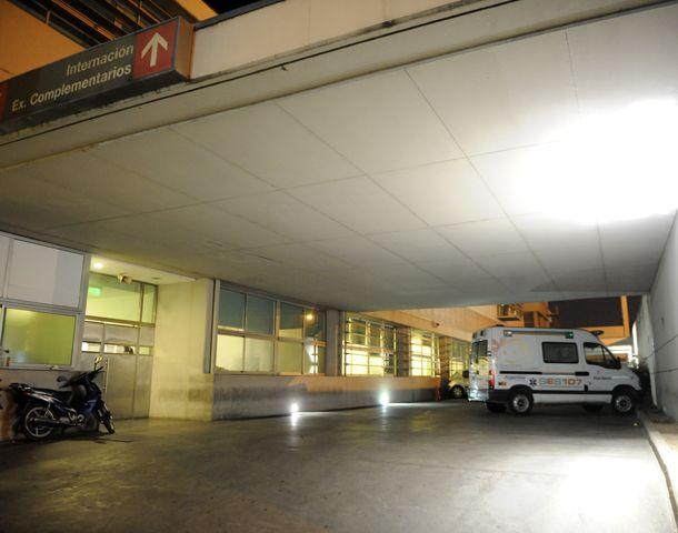 Los heridos fueron derivados de urgencia al Hospital de Emergencias Clemente Alvarez. (Foto: H. Rio)