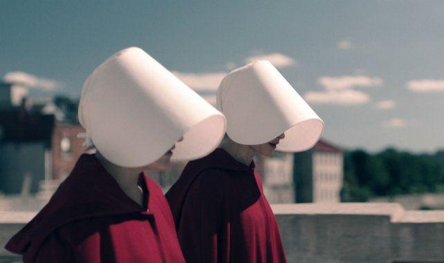 Una teocracia patriarcal gobierna a la república de Gilead