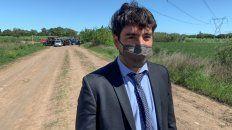 El fiscal Alejandro Ferlazzo dijo que las víctimas del doble crimen fueron ejecutadas desde corta distancia.