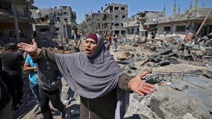 Un baño de sangre en Palestina
