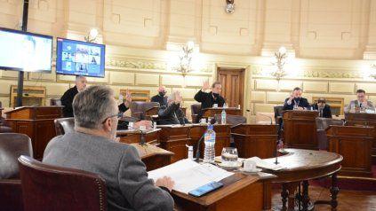 Aprobación. Se dio el sí tras modificaciones del senador Felipe Michlig.
