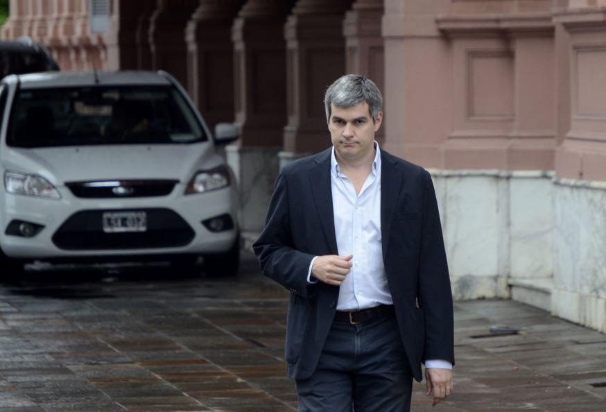 Marcos Peña resaltó queno se trató de un gesto de autoritarismo por parte del presidente Mauricio Macri.