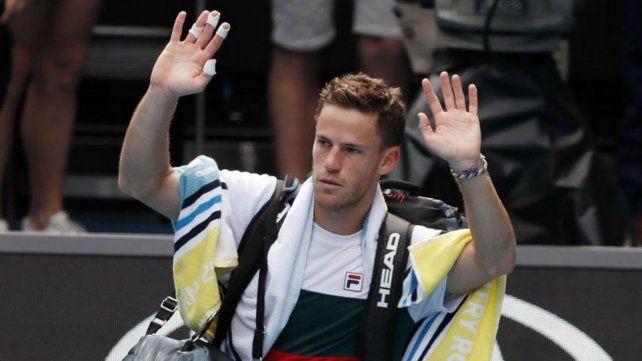 El Peque Schwartzman se lesionó y quedó afuera del Argentina Open