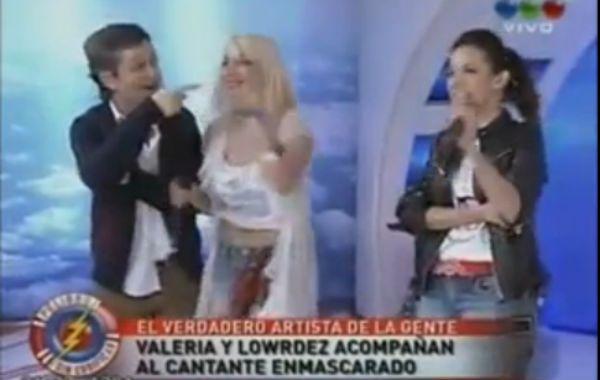 Diego Korol tuvo que salir a dar explicaciones cando una de las ex Bandanas le habló de su ex novia al aire en Si codificar.