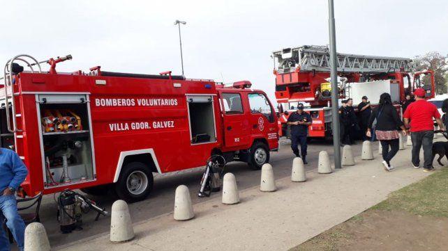 Bomberos Voluntarios de la provincia reclaman ser vacunados contra el Covid
