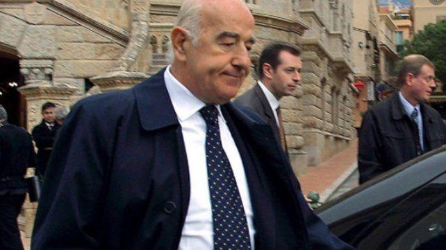 El banquero Joseph Safra