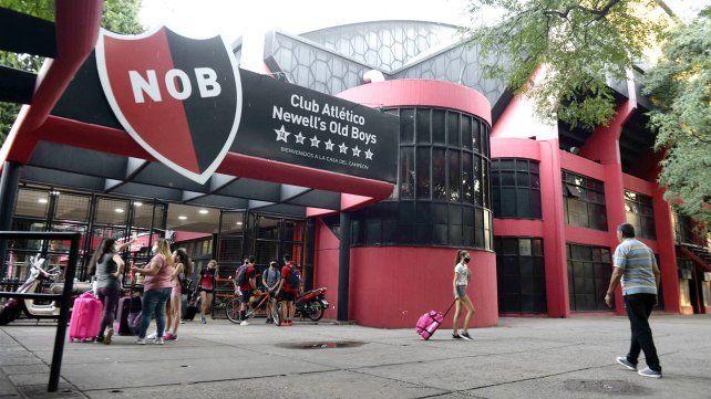 Newell's tiene listo un nuevo protocolo para que se pueda votar el domingo en las instalaciones del club.