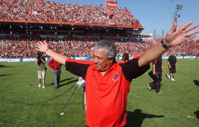 El Tolo de la gente. Gallego logró un título inolvidable en 2004.