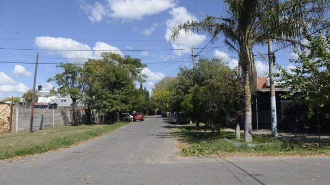 El joven fue ultimado a balazos en la zona de Cafferata y Ameghino.