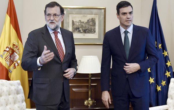 No se ponen de acuerdo. Rajoy