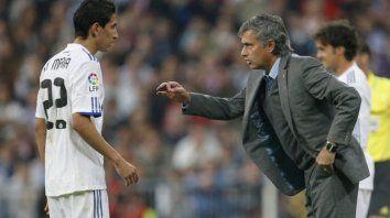 Di María es objeto de deseo del Tottenham, en donde está el entrenador José Mourinho, el DT preferido del rosarino quien lo dirigió en el Real Madrid.