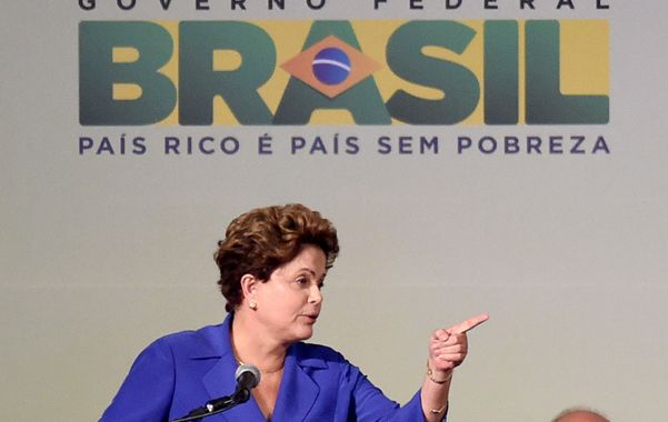 Dilma Rousseff asumirá su segundo mandato presidencial en enero próximo.