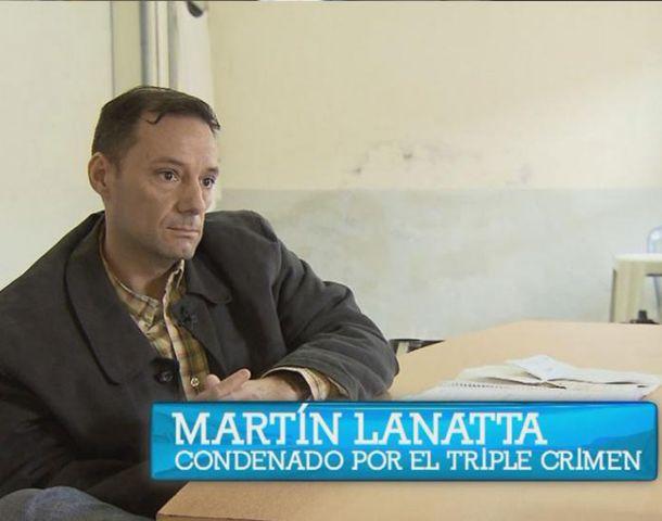 Martín Lanatta habló en el programa de PPT.