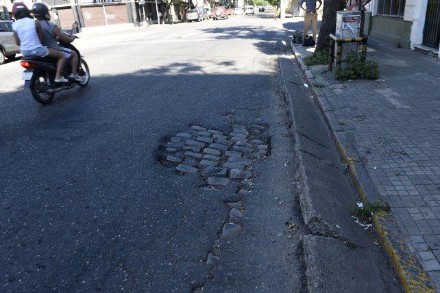 Licitan obras por $400 millones para renovar el pavimento de Rosario