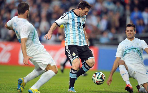Lionel Messi no dejará la selección según su padre.