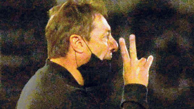 Palabra de técnico. Frank Kudelka destacó los regresos de Cacciabue y Formica.